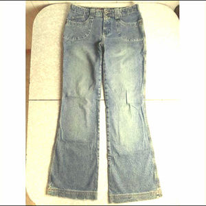Hydraulic ~ Junior's Sz 7/8 Blue Jeans Low Waisted